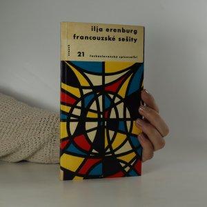 náhled knihy - Francouzské sešity