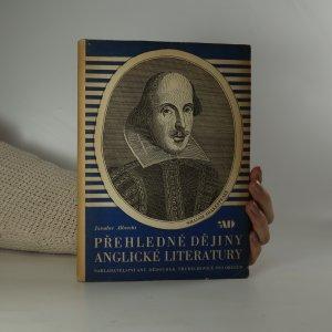 náhled knihy - Přehledné dějiny anglické literatury