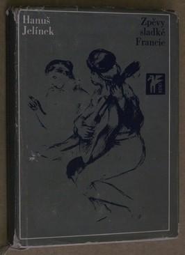 náhled knihy - Zpěvy sladké Francie