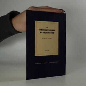 náhled knihy - O středoevropské problematice