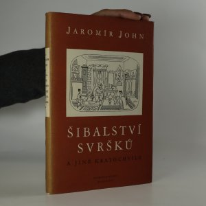 náhled knihy - Šibalství svršků a jiné kratochvíle