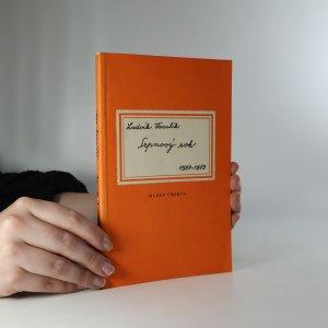 náhled knihy - Srpnový rok