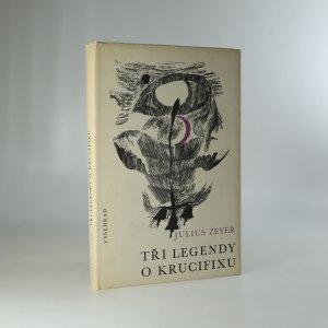 náhled knihy - Tři legendy o krucifixu
