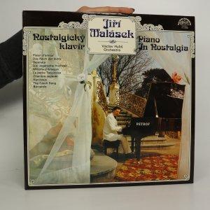 náhled knihy - Jiří Malásek: Nostalgický klavír. Piano In Nostalgia