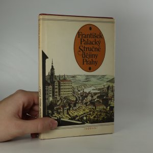náhled knihy - Stručné dějiny Prahy