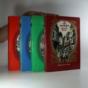 náhled knihy - 4 x Tři mušketýři (4 svazky, díly viz poznámka)