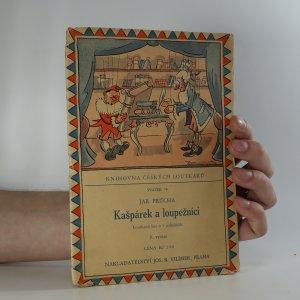 náhled knihy - Kašpárek a loupežníci