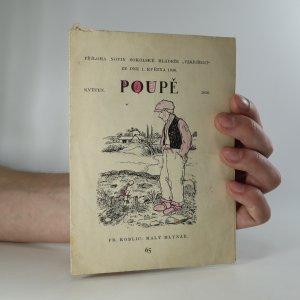 náhled knihy - Poupě. Květen 1936