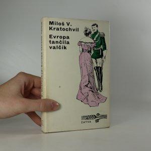 náhled knihy - Evropa tančila valčík