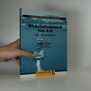 náhled knihy - Wirtschaftsdeutsch von A-Z
