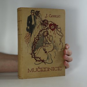 náhled knihy - Mučednice
