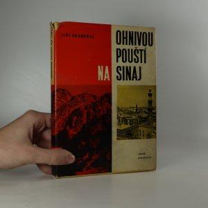 náhled knihy - Ohnivou pouští na Sinaj