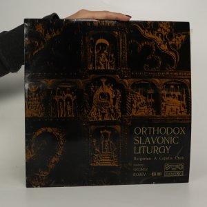 náhled knihy - Svetoslav Obretenov Bulgarian Choir: Orthodox Slavonic Liturgy