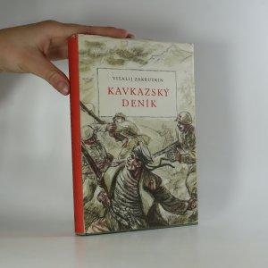 náhled knihy - Kavkazský deník