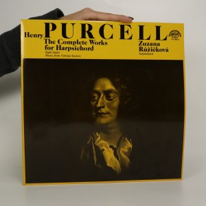 náhled knihy - Henry Purcell: The Complete Works for Harpsichord (2x LP)