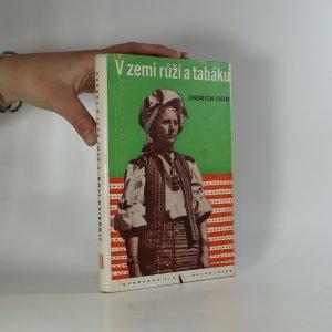 náhled knihy - V zemi růží a tabáku
