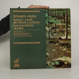 náhled knihy - Edvard Grieg: Koncert a moll pro klavír a orchestr