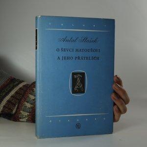 náhled knihy - O ševci Matoušovi a jeho přátelích