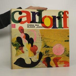 "náhled knihy - Carl Orff: Hudba Pro Mládež ""Schulwerk"""
