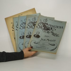 náhled knihy - 5x Praktická škola hry na housle