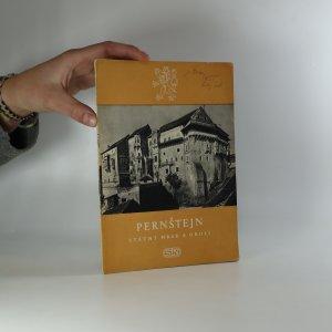 náhled knihy - Pernštejn. Státní hrad a okolí