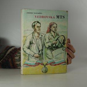 náhled knihy - Vedrovská MTS