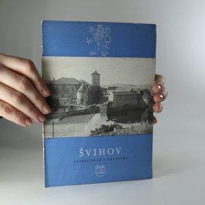náhled knihy - Švihov. Státní hrad a městečko