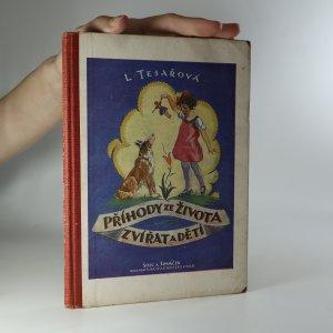 náhled knihy - Příhody ze života zvířat a dětí