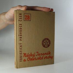 náhled knihy - Nízký Jeseník a Oderské vrchy. Turistický průvodce ČSSR. Svazek 28