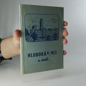 náhled knihy - Hluboká n. Vlt. a okolí