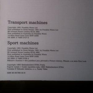 antikvární kniha Jedeme. Sportujeme, 1993