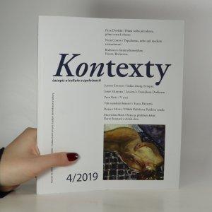 náhled knihy - Kontexty. Časopis o kultuře a společnosti 4
