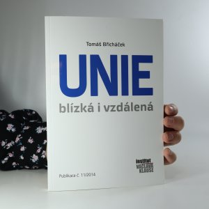 náhled knihy - Unie blízká i vzdálená