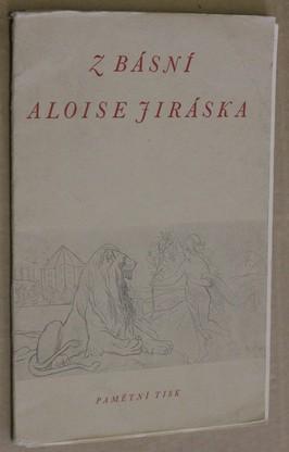 náhled knihy - Z básní Aloise Jiráska