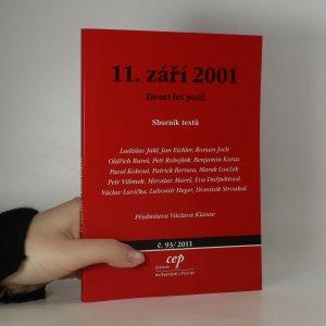 náhled knihy - 11. září 2001. Deset let poté