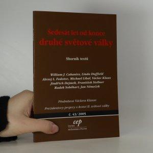 náhled knihy - Šedesát let od konce druhé světové války