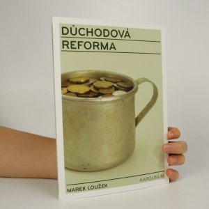 náhled knihy - Důchodová reforma
