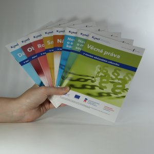 náhled knihy - 8x časopis Komise pro aplikaci nové civilní legislativy