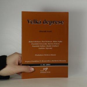 náhled knihy - Velká deprese
