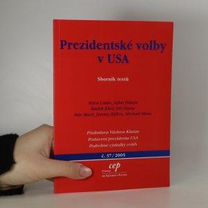 náhled knihy - Prezidentské volby v USA
