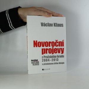 náhled knihy - Novoroční projevy z Pražského hradu 2004-2013