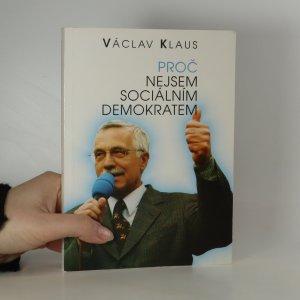 náhled knihy - Proč nejsem sociálním demokratem