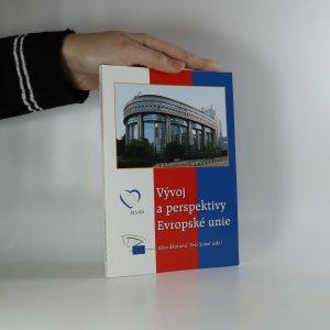 náhled knihy - Vývoj a perspektivy Evropské unie