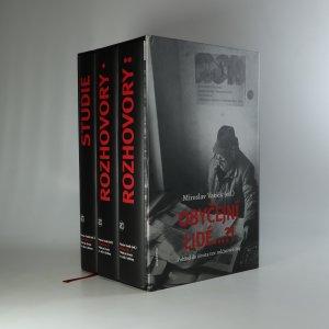 náhled knihy - Obyčejní lidé...?! (3 svazky, komplet)