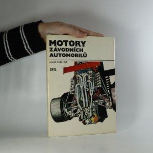 náhled knihy - Motory závodních automobilů