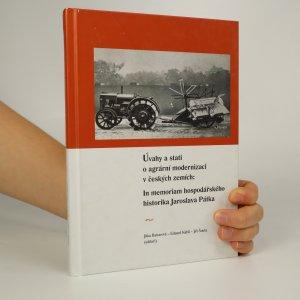 náhled knihy - Úvahy a stati o agrární modernizaci v českých zemích