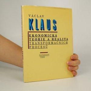 náhled knihy - Ekonomická teorie a realita transformačních procesů