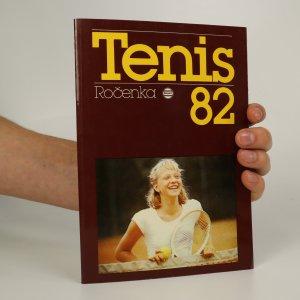 náhled knihy - Tenis. Ročenka 82