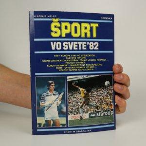 náhled knihy - Šport vo svete '82