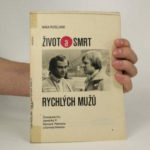 náhled knihy - Život a smrt rychlých mužů